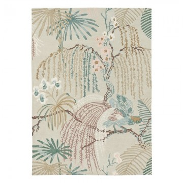 Rain Forest-Orchid Grey 507011