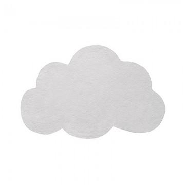 Alfombra Nube gris claro h0346