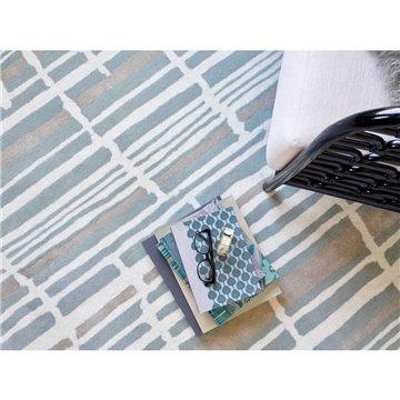 Tortoiseshell Stripe Jade 039808