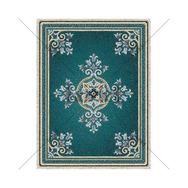 Mosaique Bleue Alma