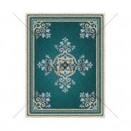Alfombra Mosaique Bleue Alma
