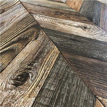 Parquet chevrons pin brut antique Augusta