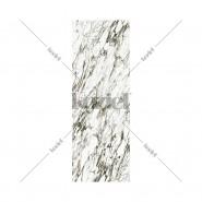 Alfombra Marbre Blanc Arabescato Svetlana de 70 x 198 cm