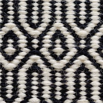 Cool Patch Wool Black Natural