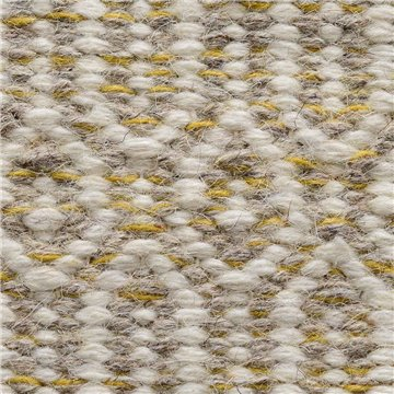 Cool Patch Wool Detalle Gold Natural