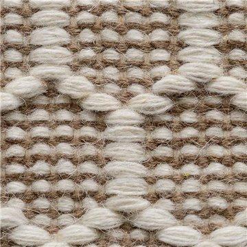 Liser Wool. Brown Natural