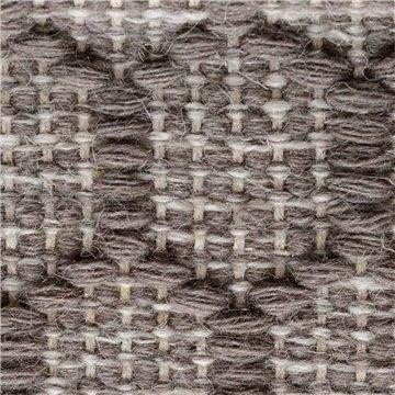 Liser Wool. Detalle Grey Natural Rotated