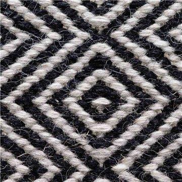 Teichland Wool Black Grey